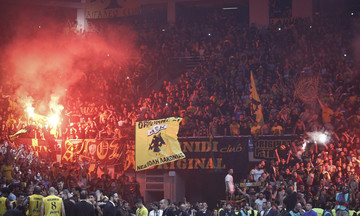 Δεν πάνε στην Πάτρα οι οπαδοί της ΑΕΚ