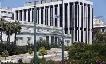 Εκκενώνεται το υπουργείο Εξωτερικών λόγω ύποπτου δέματος
