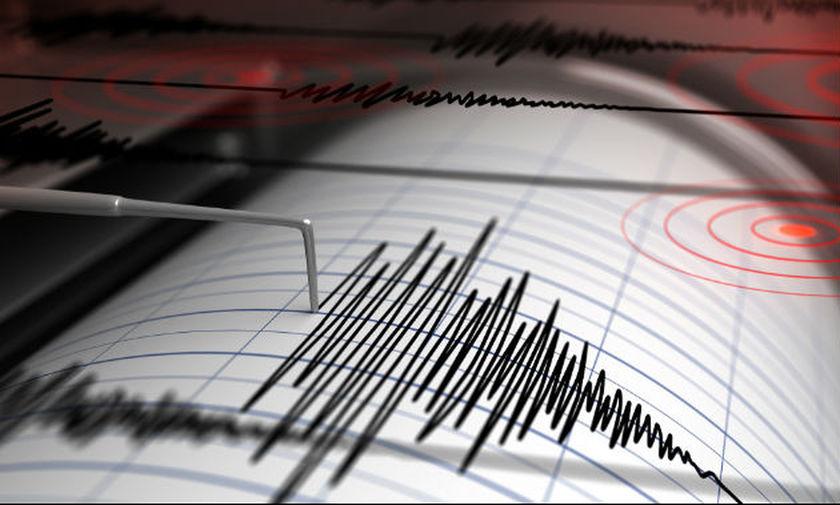 Μπαράζ σεισμών στην Ελλάδα