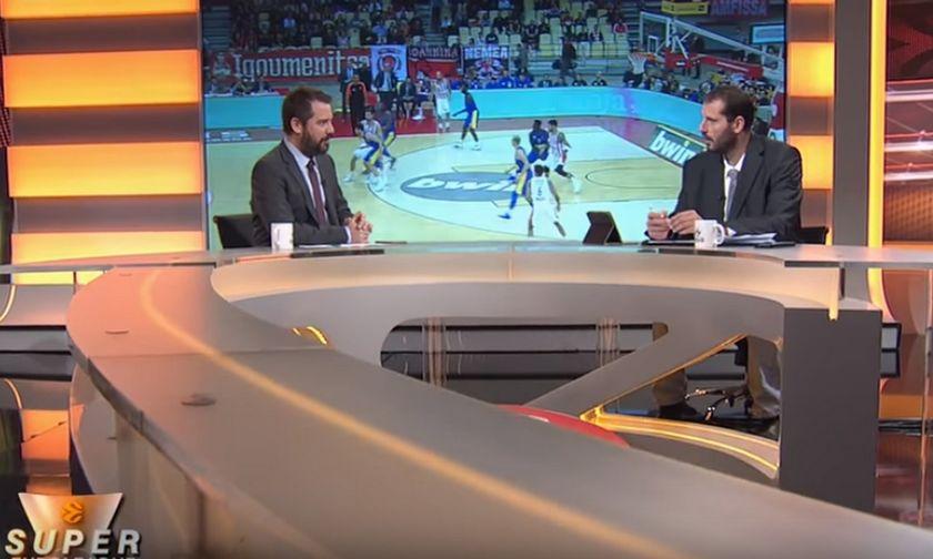 H Super Euroleague για το Ολυμπιακός - Μακάμπι (vid)