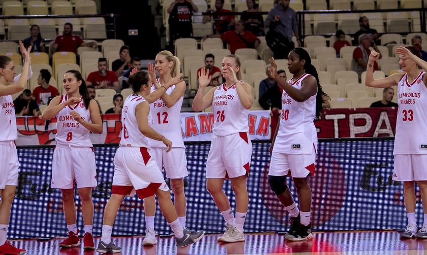 Α1 Γυναικών: Ο Ολυμπιακός και οι... άλλες!