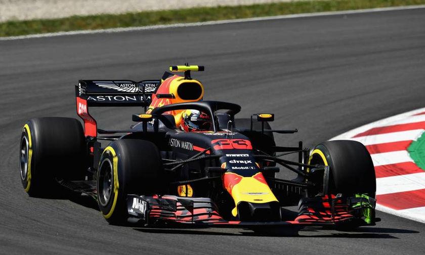 Κυριάρχησε στα πρώτα δοκιμαστικά του Μεξικού η Red Bull