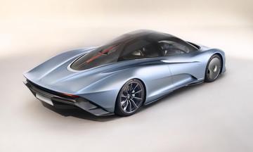 Η νέα McLaren ξεπερνά τα 400 km/h!