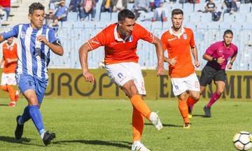 Ηρακλής - Ηρόδοτος 1-0: «Απασφάλισε» ο Περόνε
