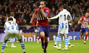 La Liga: Πάτησε στο «ρετιρέ» η Ατλετικό Μαδρίτης