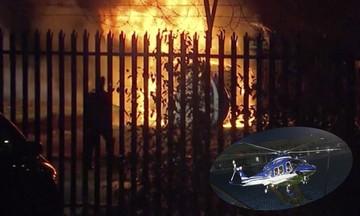 «Ο ιδιοκτήτης της Λέστερ ήταν στο ελικόπτερο που έπεσε» (vids)