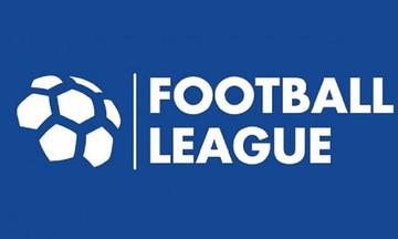 Football League: Τα αποτελέσματα της πρώτης αγωνιστικής, η βαθμολογία και το πρόγραμμα
