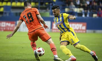 Τα highlights στο Παναιτωλικός - Αστέρας Τρίπολης 1-1 (vid)