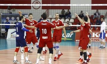 Το πρόγραμμα της 4ης αγωνιστικής της VolleyLeague: Δεσπόζει το Ηρακλής-Ολυμπιακός