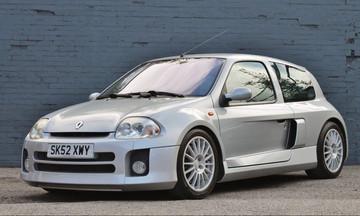 Θυμάστε αυτό το ιδιαίτερο Clio V6;