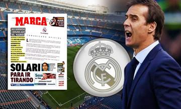 Marca: Απίστευτο κράξιμο στη Ρεάλ για την ανακοίνωση απόλυσης Λοπετέγκι! (pic)