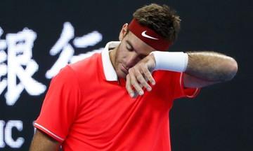 ATP World Tour Finals: Εκτός ο Ντελ Πότρο