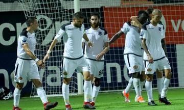 ΟΦΗ-Νίκη Βόλου 3-0: Με «υπογραφή» Αραβίδη