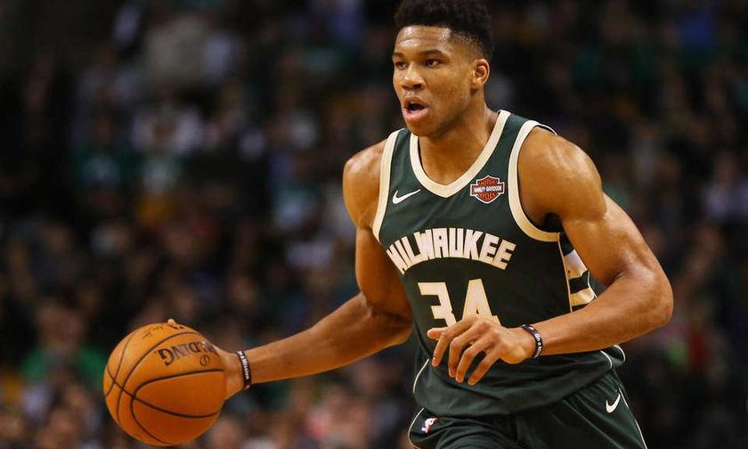 Με «άρωμα» Αντετοκούνμπο οι καλύτερες φάσεις της εβδομάδας στο NBA (vid)