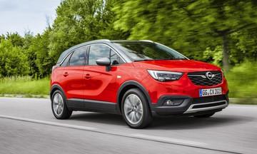 Νέοι κινητήρες και νέες τιμές για το Opel Crossland X