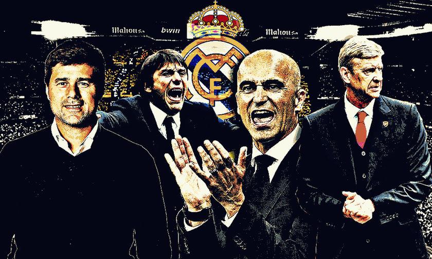Αυτός είναι ο ιδανικός προπονητής για τη Ρεάλ Μαδρίτης