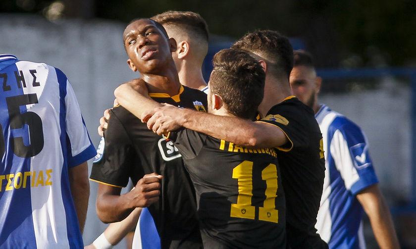 Πέρασε η ΑΕΚ, κέρδος οι «νέοι» (0-4)