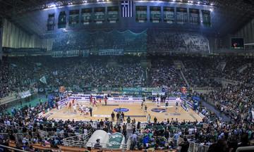 Euroleague: Τα εισιτήρια για το Παναθηναϊκός-Ολυμπιακός