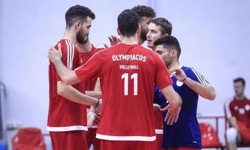 Ο Ολυμπιακός νίκησε με 4-0 την Κηφισιά σε φιλικό παιχνίδι