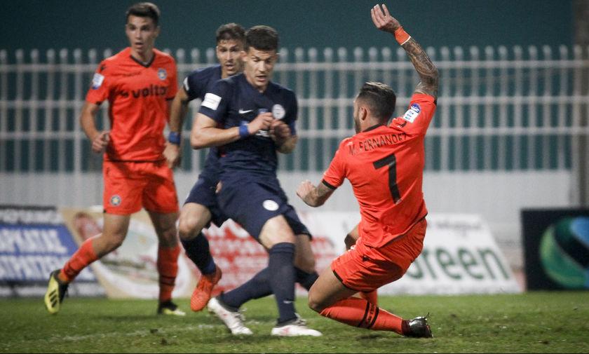 «Κλείδωσε» την πρόκριση με Φερνάντεθ ο Αστέρας Τρίπολης (0-1)