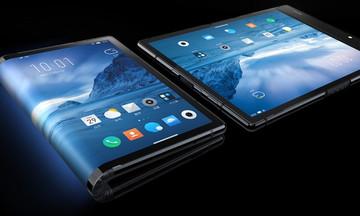 Αυτό είναι το πρώτο «έξυπνο» κινητό στον κόσμο - Διπλώνει σαν πορτοφόλι! (vid)