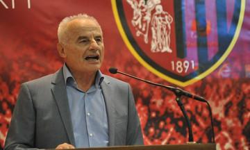 Παραιτήθηκε από την προεδρία της Παναχαϊκής ο Μπακαλάρος