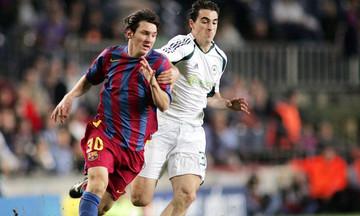 Όταν ο Μέσι «άνοιξε» λογαριασμό στο Champions League κόντρα στον Παναθηναϊκό (vid)