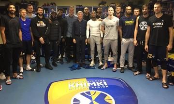 O λόγος που η EuroLeague τιμώρησε με 12 μήνες αποκλεισμό μέλος της Χίμκι