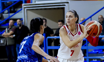 Euroleague Γυναικών: Στο ΣΕΦ ο Ολυμπιακός με την Ντιναμό Κουρσκ!