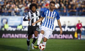 Στάση Περιστερίου: Τα γκολ του Ατρόμητος-ΠΑΟΚ 1-1 (vid)