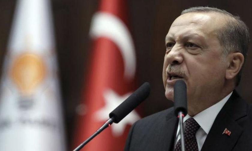 «Απασφάλισε» ο Ερντογάν: Απειλές προς όλους για τα ενεργειακά