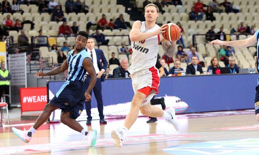 Ολυμπιακός - Κολοσσός  84-53: Πρόκριση με ξέσπασμα Τίμα!