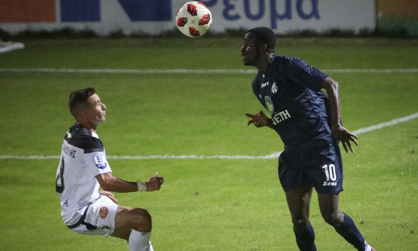 Τα highlights του ΟΦΗ-Απόλλων Σμύρνης 0-0