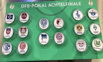 Χέρτα-Μπάγερν στους «16» του Κυπέλλου Γερμανίας