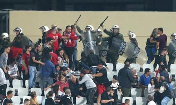 H έκθεση της Αστυνομίας για το Παναχαϊκή-Ολυμπιακός- Το ατού των ερυθρόλευκων
