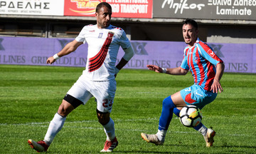 Παναχαϊκή-Σπάρτη 1-0: Πρώτη νίκη για τους «ροσονέρι»