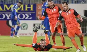 Aστέρας Τρίπολης-Ξάνθη 0-1:  Γέντρισεκ και... σέκος