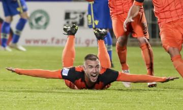Σκόρερ Super League: Ο Γέντρισεκ «έπιασε» τον Κουλούρη στην πρώτη θέση