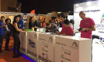 Ο Μαραθώνιος της Ρόδου στην Marathon Expo