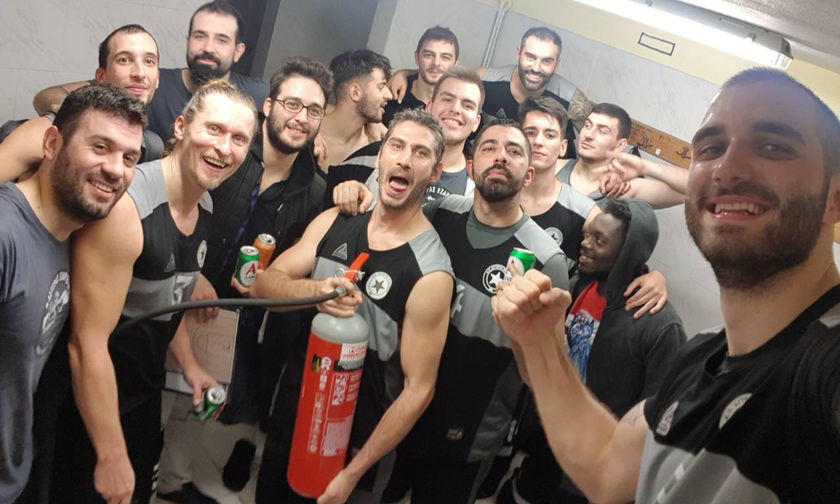 Υπεροχή Εξαρχείων: Οι «αναρχικοί» του μπάσκετ!