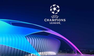 Champions League: Το πρόγραμμα της Τετάρτης (7/11) και τα κανάλια των μεταδόσεων