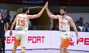 Basketball Champions League: Δοκιμάζονται ΑΕΚ και Προμηθέας
