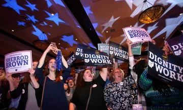 ΗΠΑ-Εκλογές: Οι Δημοκρατικοί ανακτούν τη Βουλή, διατηρούν τη Γερουσία οι Ρεπουμπλικανοί