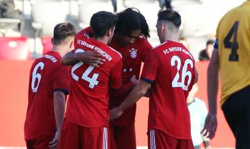 Τα highlights του Μπάγερν Μονάχου-ΑΕΚ 2-0 για το UEFA Youth League (vid)