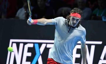 Ο Tσιτσιπάς πάτησε πόδι στα ημιτελικά του Next Gen ATP Finals (vid)