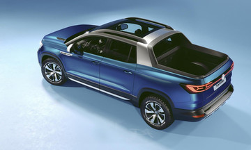 Tarok, το μικρό pick up της Volkswagen