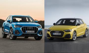 Οι τιμές των νέων Audi Q3 και Α1