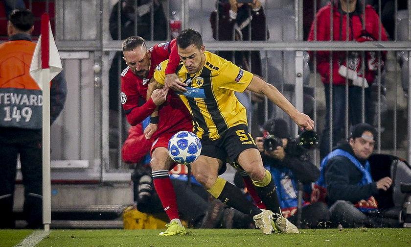 Μπάγερν Μονάχου-ΑΕΚ 2-0: «Καθάρισε» ο Λεβαντόφσκι