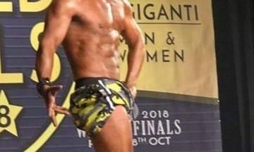 Αυτός είναι ο bodybuilder, αρχηγός του κυκλώματος που διακινούσε αναβολικά (pics)