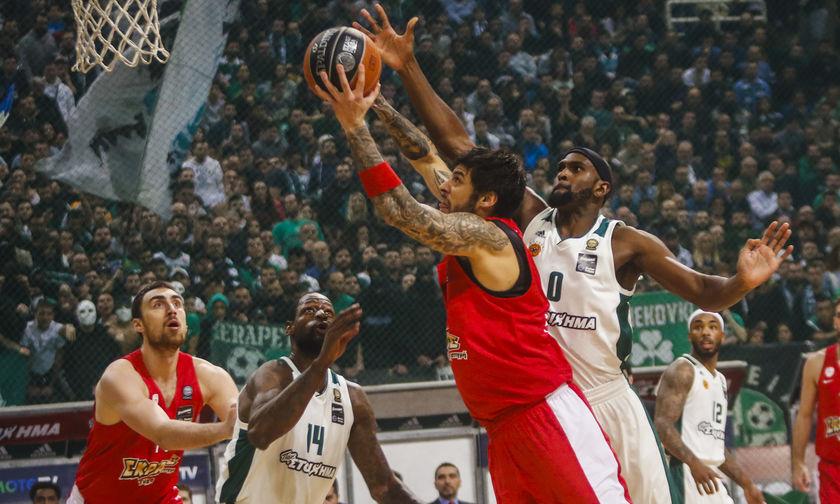 Το κανάλι που θα δείξει το ντέρμπι Παναθηναϊκός-Ολυμπιακός στην EuroLeague